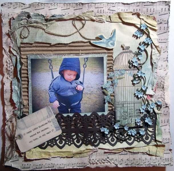 If Happy Little Bluebirds Fly . . .