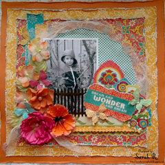 Dream and Wonder ~~Scraps of Darkness Gypsy Summer Kit~~