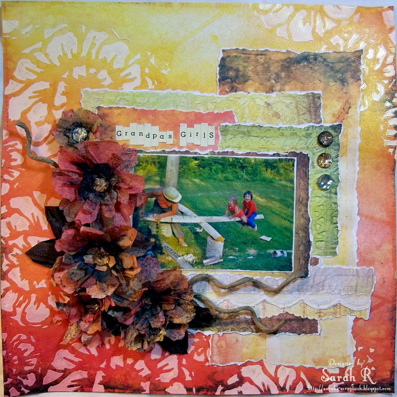 Grandpa's Girls ~~ScrapThat! June Kit Reveal and Blog Hop!!
