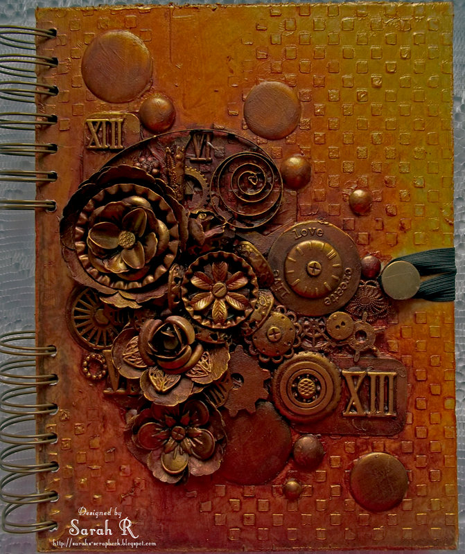 Art Journal - Front Cover
