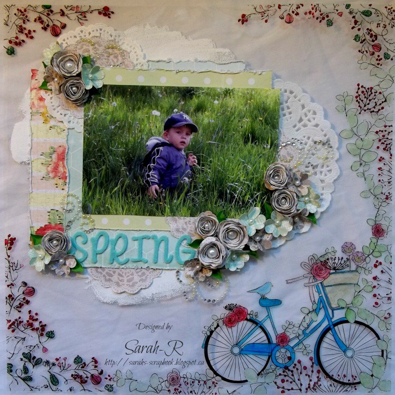 Spring ~~ScrapThat! Spring into May Anniversary Kit Reveal and Blog Hop~~