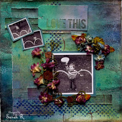 Love This ~~Scraps of Darkness November