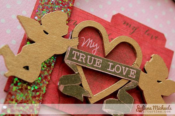 Love Banner by Juliana Michaels