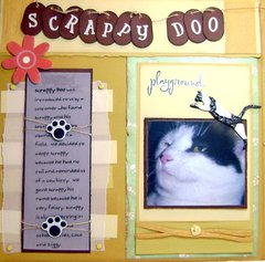 Scrappy Doo Kitty Page 1