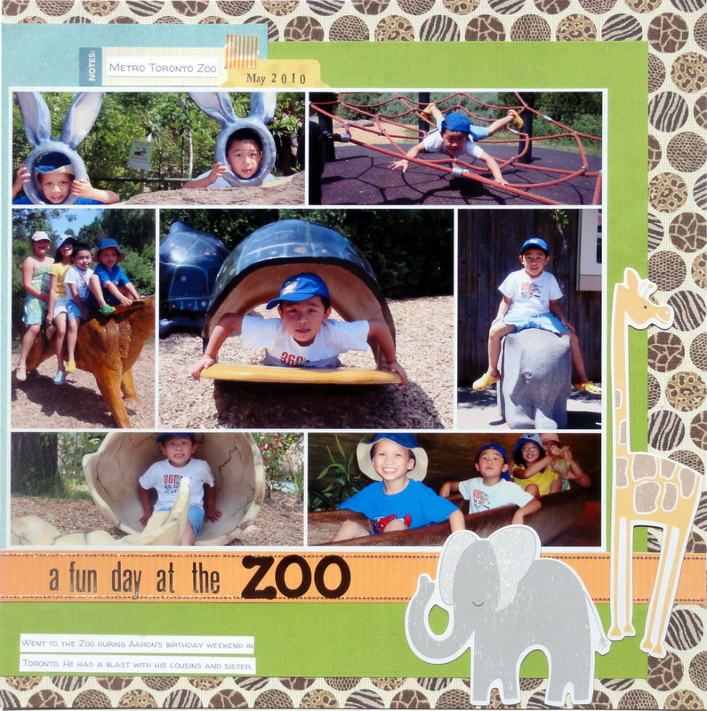 A Fun Day at the Zoo