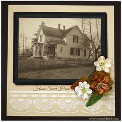 Vintage Home Sweet Home