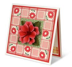 Paper Blossom's Azalea Card