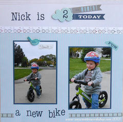 Nick is 2