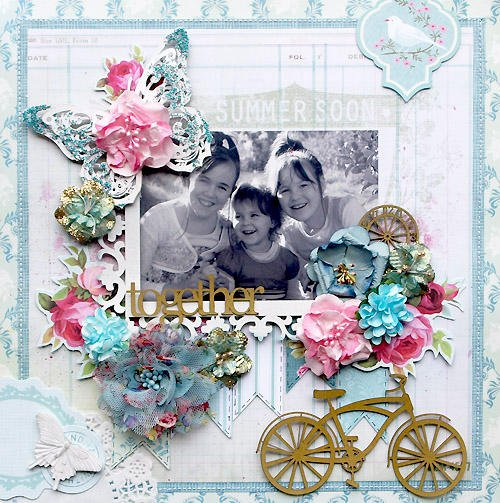Manor House Creations layout