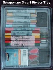 Marker Storage using Scraponizer