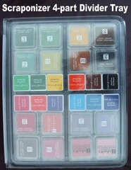 Scraponizer for Ink Pad Cubes