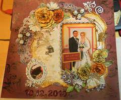 My son's wedding
