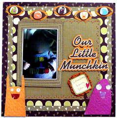 Our Little Munchkin