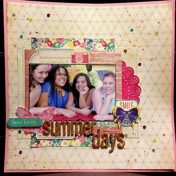 *Summer Days