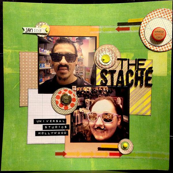 The Stache