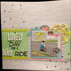 *A Lovely Day for a Bike Ride