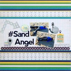 #Sand Angel