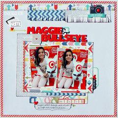 Maggie & Bullseye