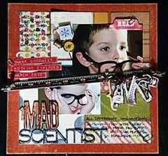 1 Mad Scientist