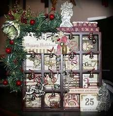Silver Bells {12 Days of Christmas Countdown}