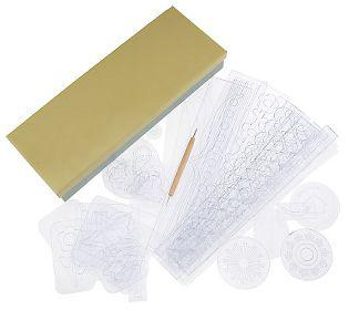 Embossing and Debossing Templates