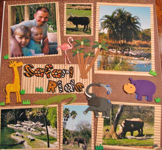 Safari Ride