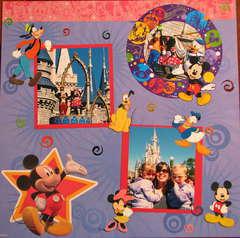 Mickey Magic Kingdom