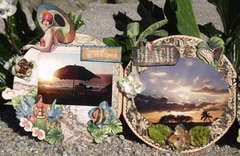 Tropical Travelogue mini album