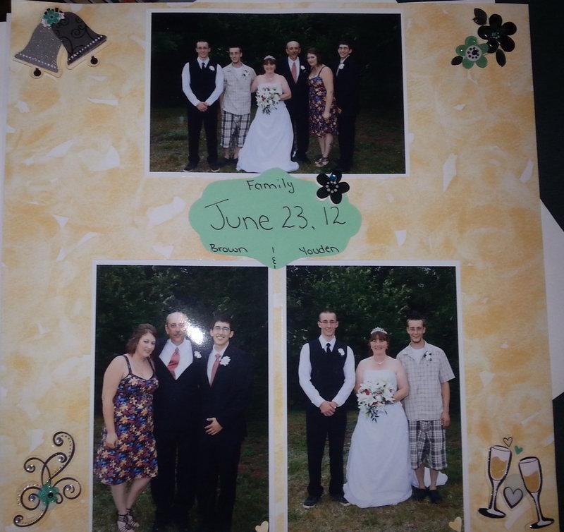 Brown - Youden Wedding