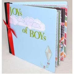 Boy Album Cover