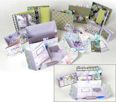 Card and Note Box - by sei