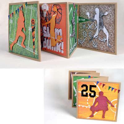Chipboard Album - by sei