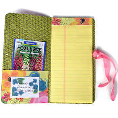 Garden Basket - Notebook - by sei
