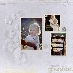 Grandma's Garden - by sei