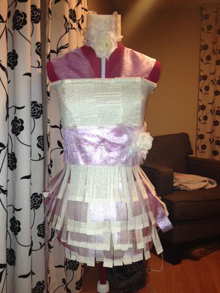 Altered Dressform