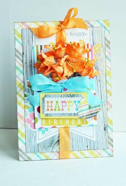Birthday Card 1*Simple Stories*