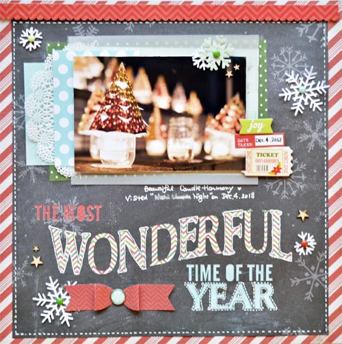 The most wonderful time of the year *SimpleStories