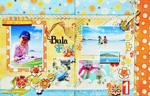 Bula! Fiji *Fancy Pants*