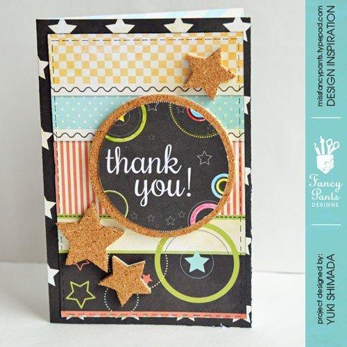 Thank You Card * Fancy Pants*