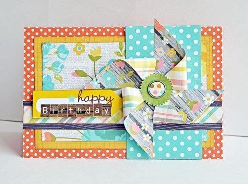 Birthday Card 2*Simple Stories*