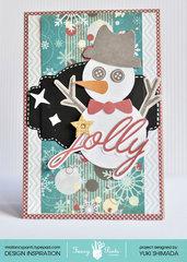 Jolly card *Fancy Pants*