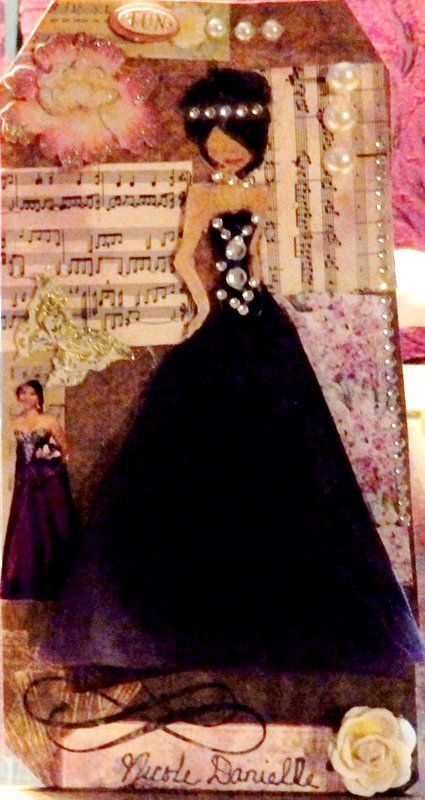 JULIE NUTTING DOLL FOR DAUGHTER'S PROM