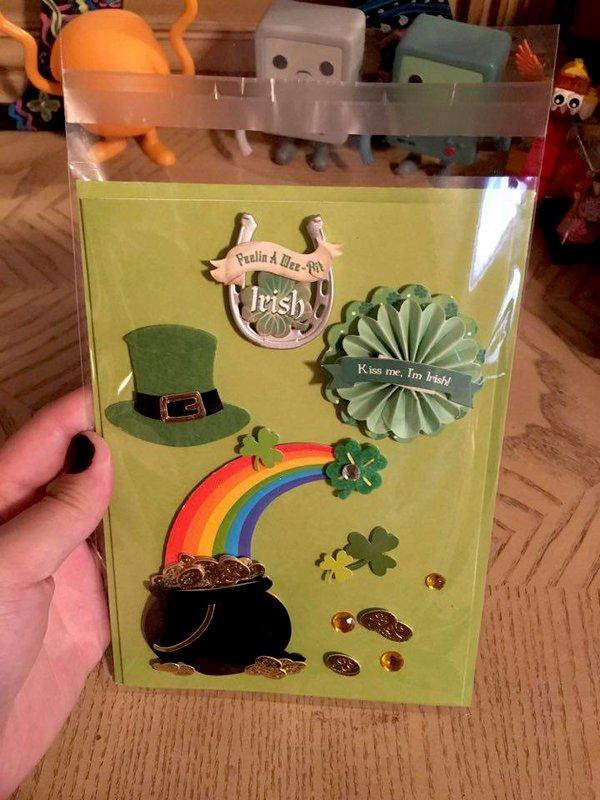 Happy St. Patrick,s Day