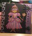 HALLOWEEN PRINCESS CARD