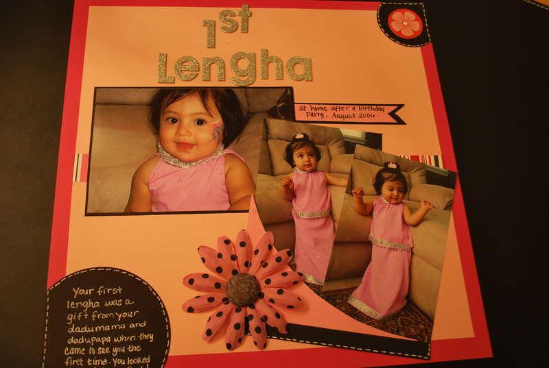 1st Lengha