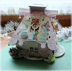 Christmas little house