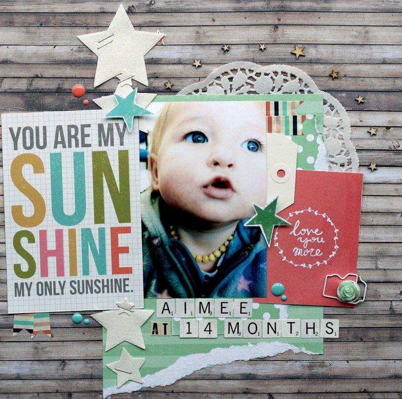 Aimee 14 months