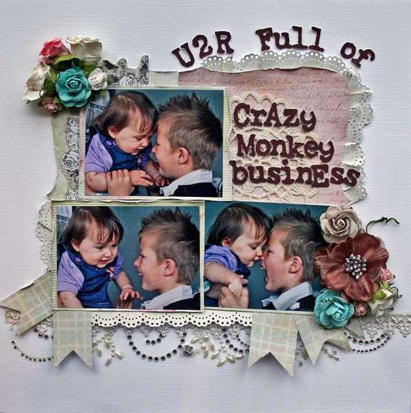 Crazy Monkey Business