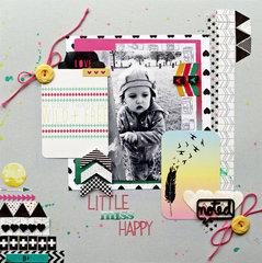 Little Miss Happy