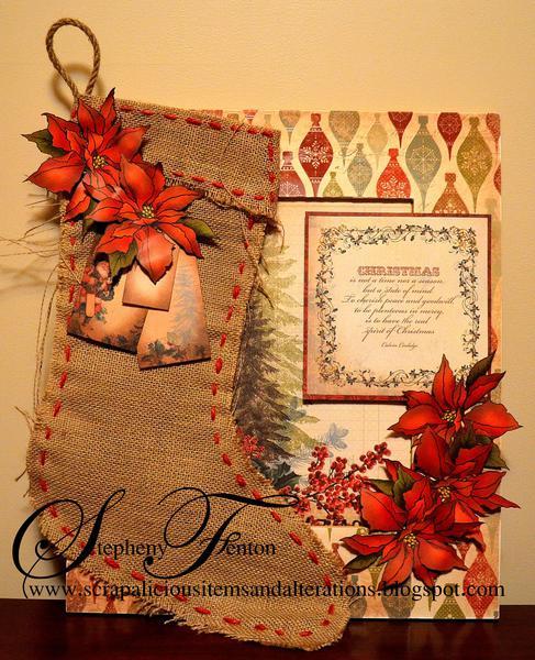 Wall Sugar November Design Team Project - Christmas Spirit
